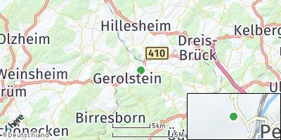 Google Map of Pelm