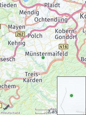 Here Map of Wierschem