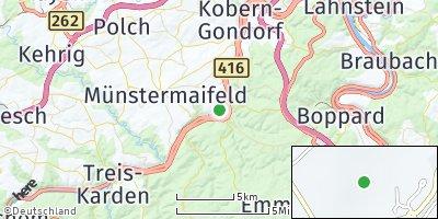 Google Map of Löf