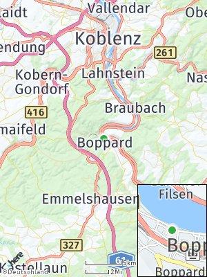 Here Map of Filsen