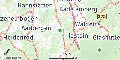 Google Map of Hünstetten