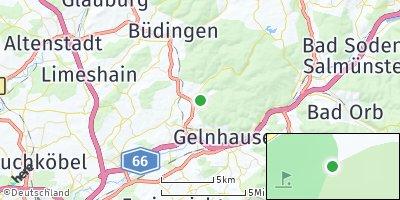 Google Map of Gründau