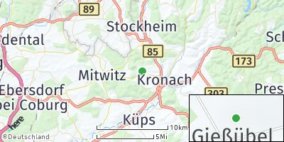Google Map of Rotschreuth