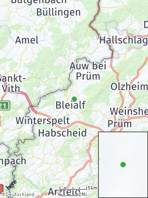 Here Map of Oberlascheid