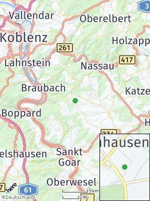 Here Map of Dachsenhausen
