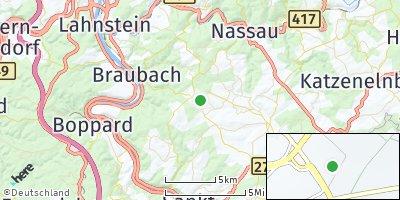 Google Map of Dachsenhausen