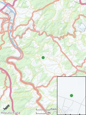 Here Map of Oberbachheim