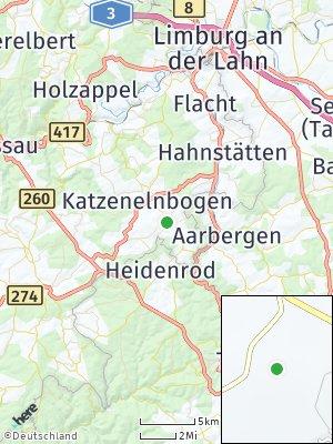 Here Map of Dörsdorf