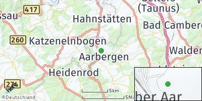 Google Map of Aarbergen