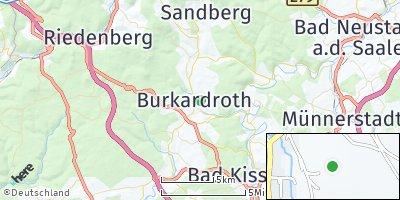 Google Map of Burkardroth