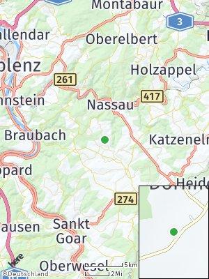Here Map of Dessighofen