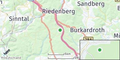 Google Map of Schondra