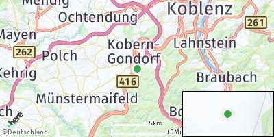 Google Map of Niederfell