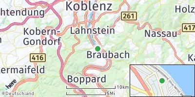 Google Map of Rhens