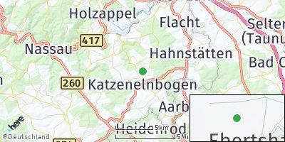 Google Map of Katzenelnbogen