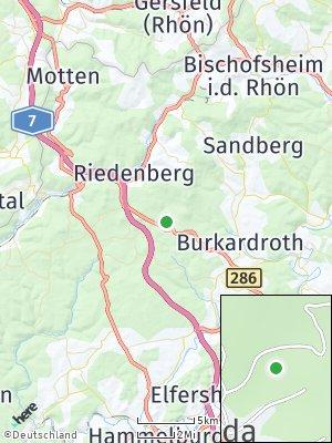 Here Map of Geroda