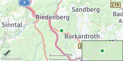 Google Map of Geroda