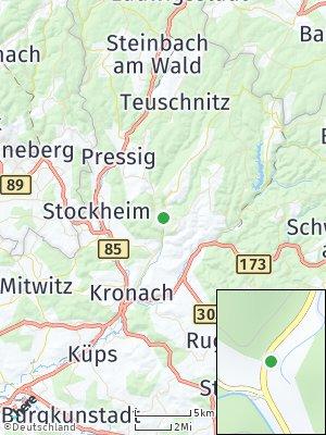 Here Map of Wilhelmsthal