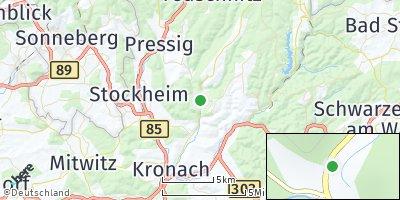 Google Map of Wilhelmsthal