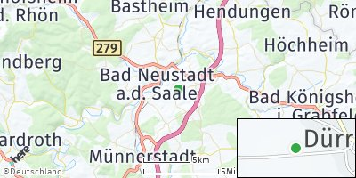 Google Map of Dürrnhof