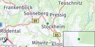 Google Map of Neuhaus-Schierschnitz