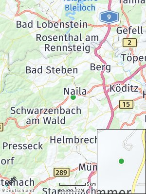 Here Map of Naila
