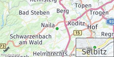 Google Map of Selbitz