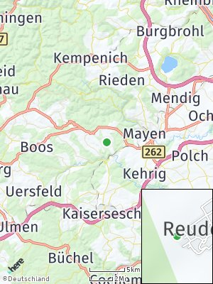 Here Map of Reudelsterz