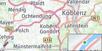 Google Map of Dieblich