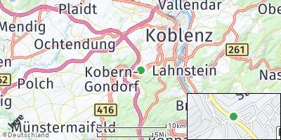 Google Map of Winningen