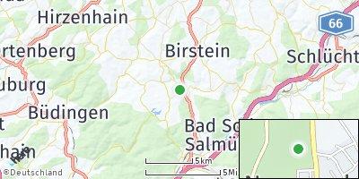Google Map of Brachttal