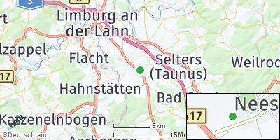 Google Map of Hünfelden