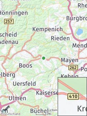 Here Map of Hirten