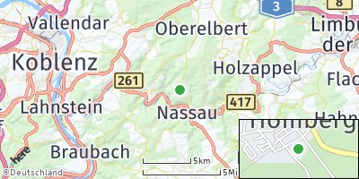 Google Map of Hömberg