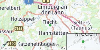 Google Map of Niederneisen