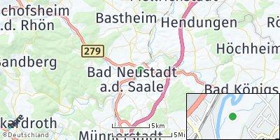 Google Map of Herschfeld