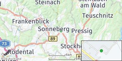 Google Map of Föritz