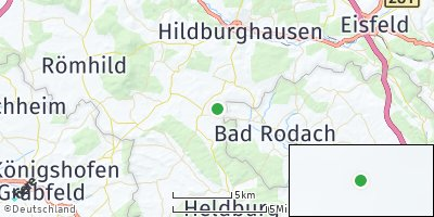 Google Map of Straufhain