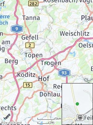 Here Map of Feilitzsch