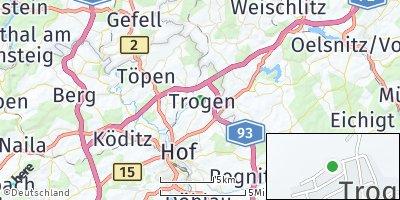 Google Map of Trogen