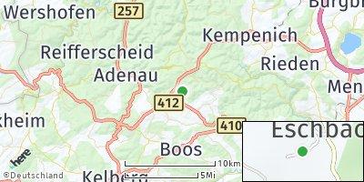 Google Map of Herresbach