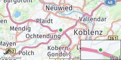 Google Map of Bassenheim