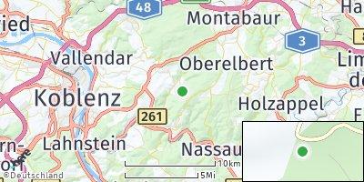 Google Map of Arzbach
