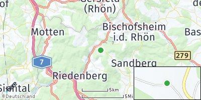 Google Map of Wildflecken