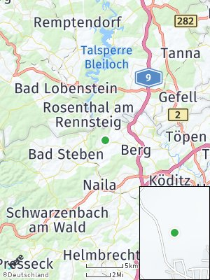 Here Map of Issigau