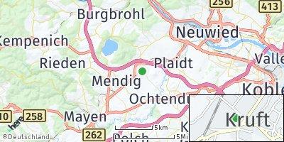 Google Map of Kruft