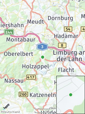 Here Map of Hirschberg