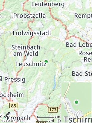 Here Map of Tschirn