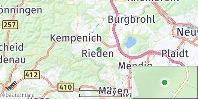 Google Map of Rieden