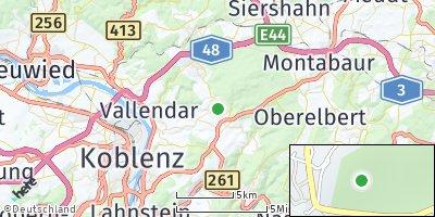 Google Map of Hillscheid